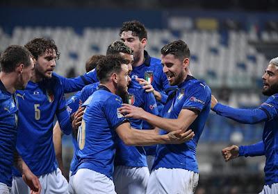 Euro 2020 : L'Italie arrive en confiance