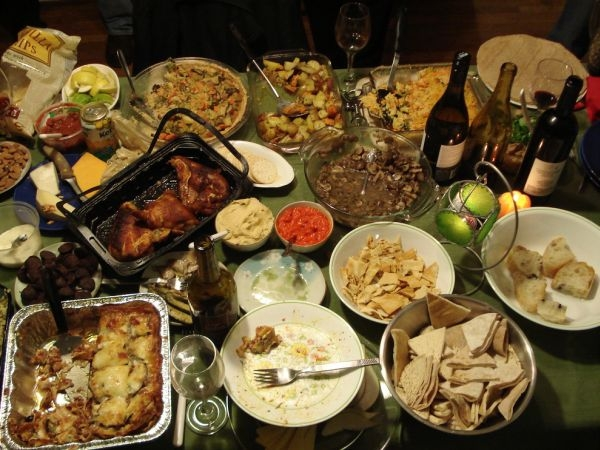 Greek Food Ideas For Potluck