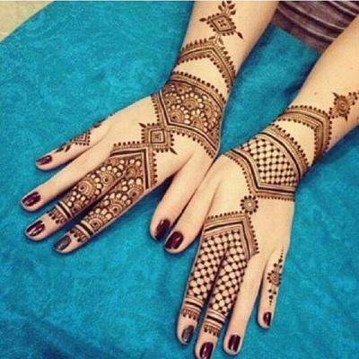 Punjabi Mehndi Designs 2018 1.0 screenshots 4