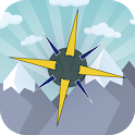 Simple Compass & Waypoint icon