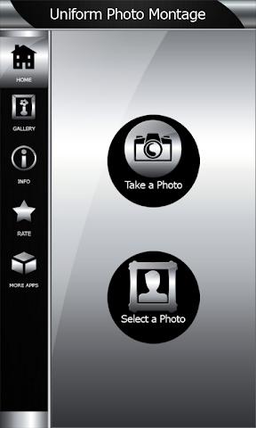 android einheitliche Fotomontage Screenshot 0