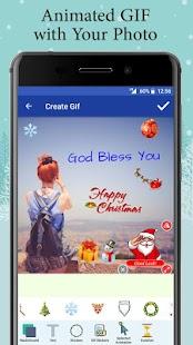 Christmas gif maker 2017 android apps on google play christmas gif maker 2017 screenshot thumbnail negle Image collections