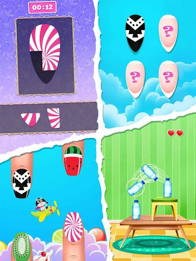 Nail Salon : Nail Designs Nail Spa Games for Girls  screenshots 18