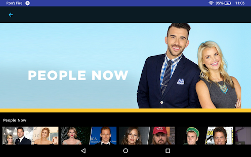 PeopleTV - Watch Celebrity News- screenshot thumbnail