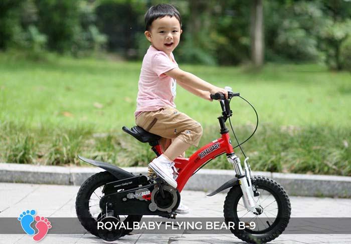 Xe đạp trẻ em Royal Baby Flying Bear b-9 12