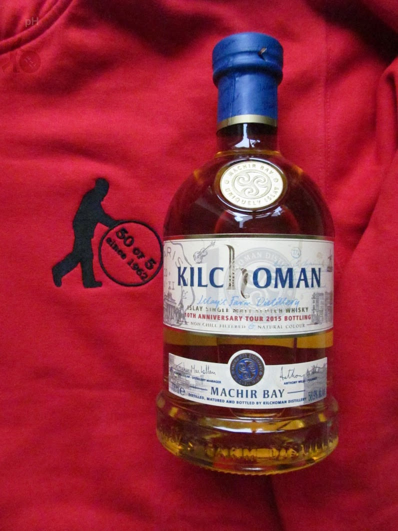 Kilchoman European Tour 2015