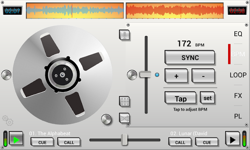 DJ Studio 5 - Free music mixer screenshot 7