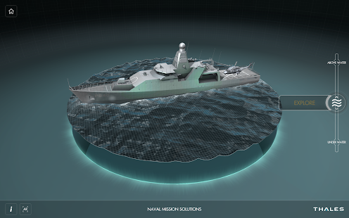 Thales Naval- screenshot thumbnail