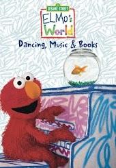 Sesame Street: Elmo's World: Dancing, Music & Books!