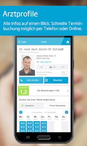 Arztsuche jameda screenshot 3