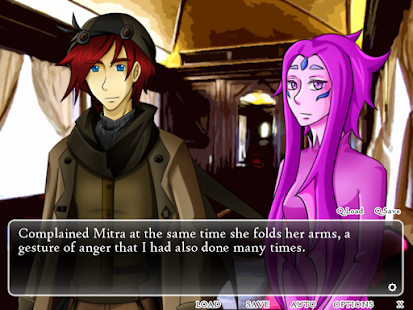 Nila Dhuma - Kinetic novel- screenshot thumbnail