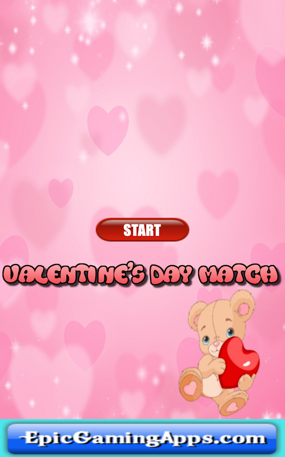 valentines day game free screenshot - Valentines Day Game
