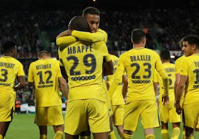 Ligue 1 : Deux CSC permettent au PSG de vaincre Lyon