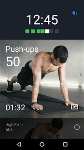 Runtastic Results Plan Treningowy Screenshot