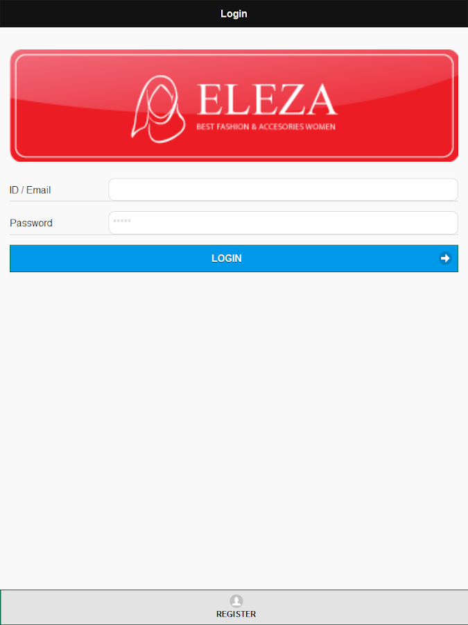 ELEZA SHOP- screenshot