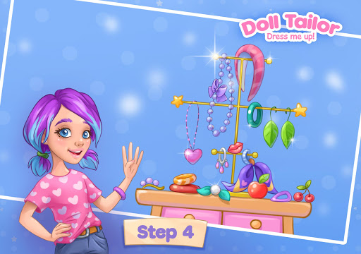 Fashion Dress up games for girls. Sewing clothes 4.0.7 screenshots 9