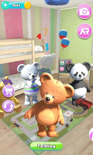 My Talking Bear 1.0.3 screenshots 3