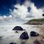 The End by Joseph Kaminski - Landscapes Waterscapes ( water, landmark, waterscape, lighthouse, landscape )