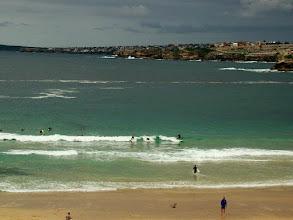 Photo: 019-La plage de Bondi et ses surfeurs