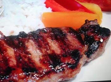 Oriental Porkchops Recipe