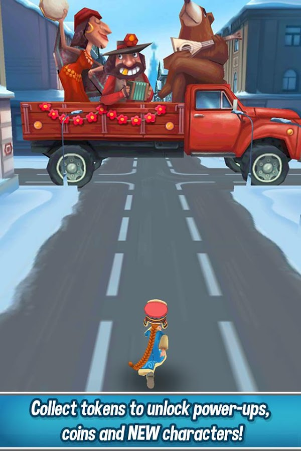 Angry Gran Run - Running Game- screenshot