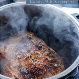 Jamaican Jerk Pork Roast – Low Carb & Whole 30.