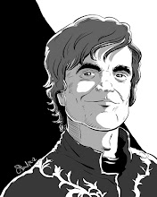 Photo: Not Quite 366 Avatars Project 2012 Sometimes I even draw recognizable famous people. Here's actor Peter Dinklage as Tyrion, from one of my favorite television programs, Game of Thrones. I hear G+ phenom +Amanda Blain is also a big fan, but one of my favorite plussers +Denise Schwartz has never seen it, which makes me sad for her. Denise, you should get the books on tape. It's well worth it. Can't wait for season 2 w00t! #TeamTyrion   Get your own custom avatar>> http://cdowd.com/avatars