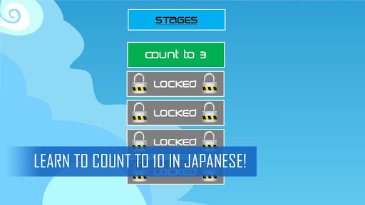 Learn Japanese Game: Lesson 1