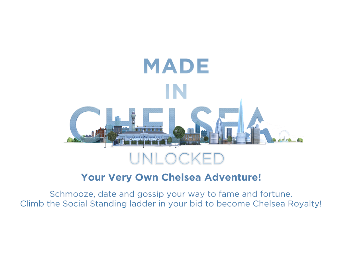 Made in Chelsea: Unlocked- screenshot