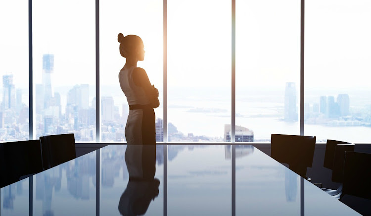 Where are the women running hedge funds?