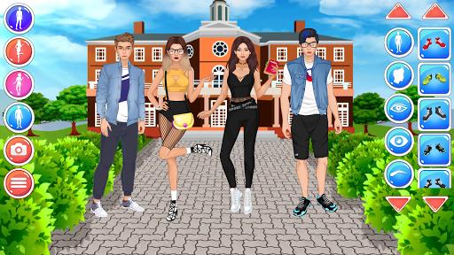 College Sport Team Makeover screenshots 2