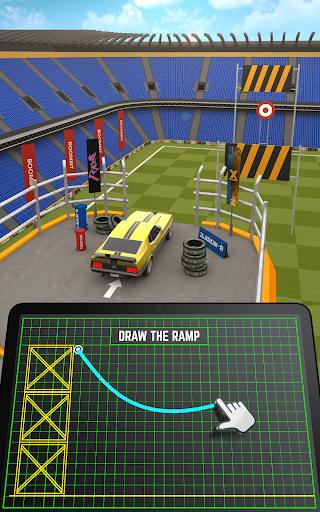 Ramp Car Jumping screenshots 9