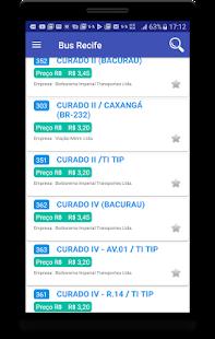 Recife Bus - Horários - náhled