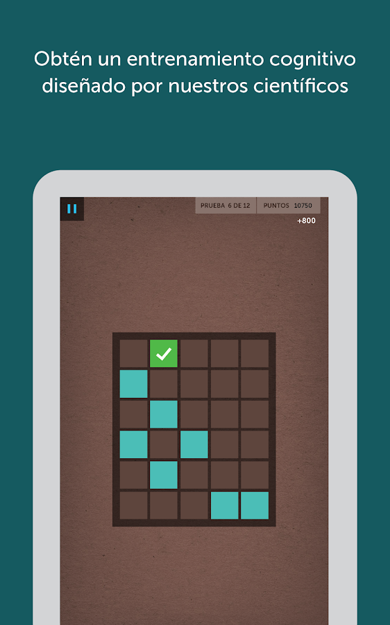Lumosity - Brain Training: captura de pantalla