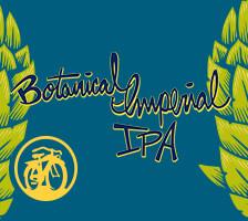 Logo of New Belgium Hop Kitchen Botanical Imperial IPA