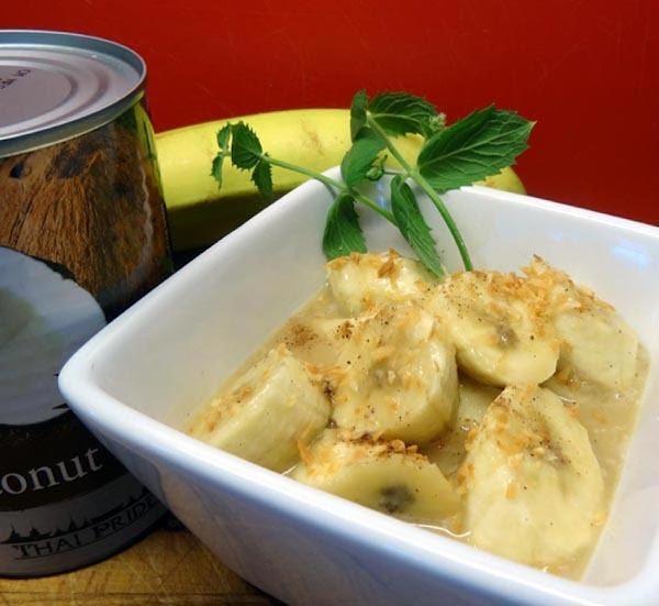 Bananas In Coconut Milk Recipe