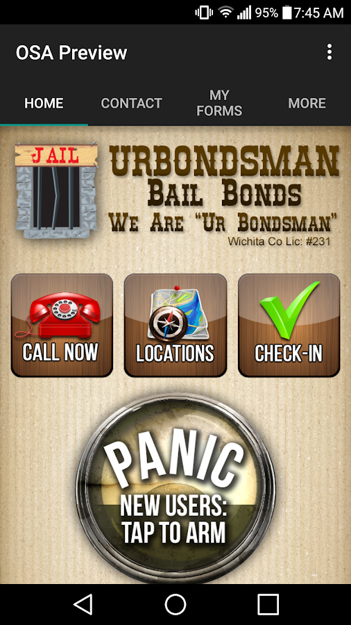 URBONDSMAN- screenshot