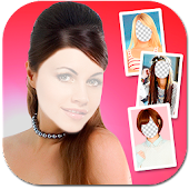 Look makeover photo editor