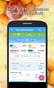 Calorie Counter HiKi 3.11 (Pro Mod)