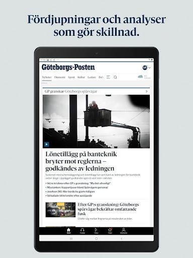 Gu00f6teborgs-Posten 5.1.0 screenshots 8