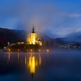 Bled by Milan Mihalič - Buildings & Architecture Public & Historical (  )