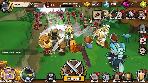 Mini Warriors screenshot 4