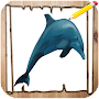 How To Draw Sea Animals APK icon