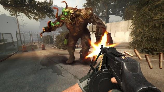 Zombie Sniper : Evil Hunter apk screenshot