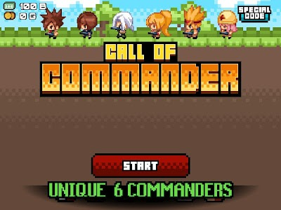 Call of Commander v1.23 (Mod Money/Unlocked)
