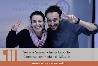 Photo: Susana Gómez y Javier Laporta (Módulo de Difusión)
