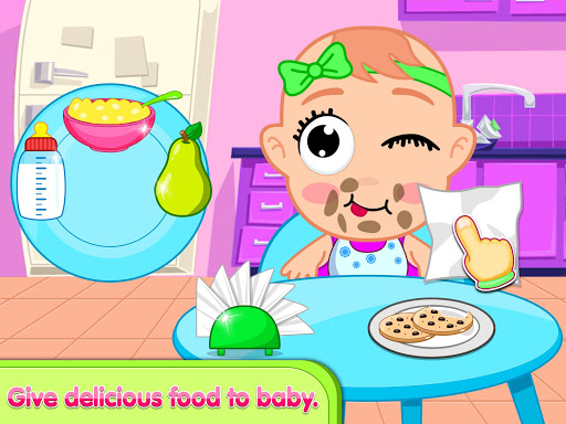 Nursery Baby Care - Taking Care of Baby Game 1.0.01.0.0 screenshots 2