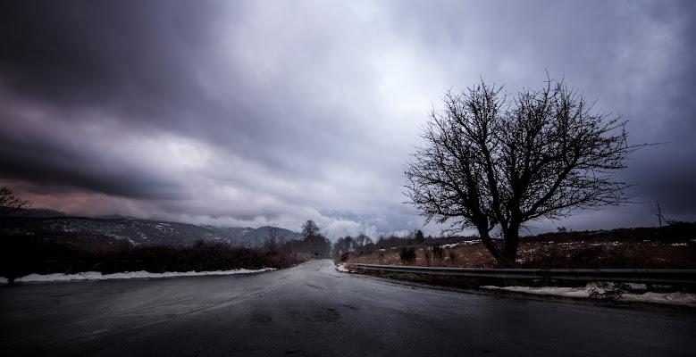 Le nuvole e la Strada. di Mony.M