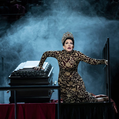 The Olympics of Singing: Semiramide at ROH