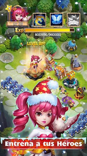 Castle Clash: Epic Empire ES screenshot 8